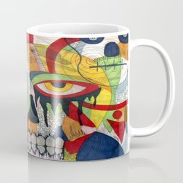 Smile at fear Coffee Mug