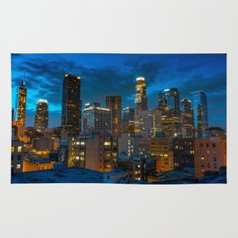 Downtown Los Angeles Rug