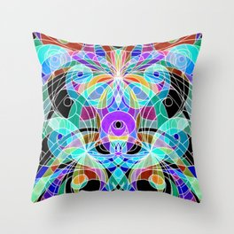 Ethnic Style G11 Throw Pillow