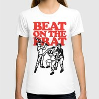 ramones T-shirts featuring Beat on the Brat by Sellergren Design - Art is the Enemy
