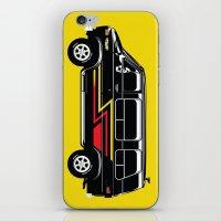 van iPhone & iPod Skins featuring Classic Van by Eyes Wide Awake