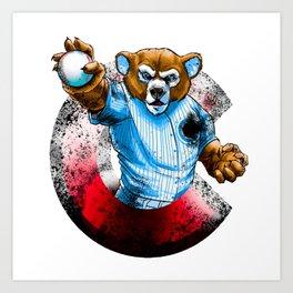 Chicago Sports Art Print