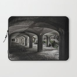 Filtration cells collapsing Laptop Sleeve