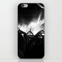 30 seconds to mars iPhone & iPod Skins featuring 30 Seconds to Mars by My own little world