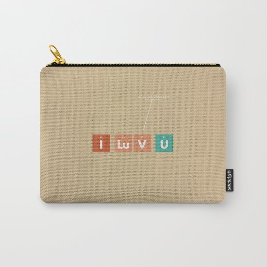 We've Got Chemistry Carry-All Pouch