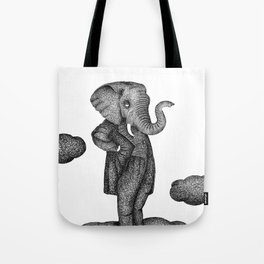 King of the world Tote Bag