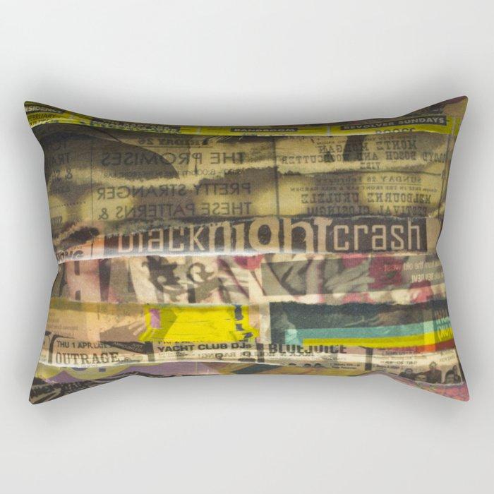 Gigs & Cigs Rectangular Pillow