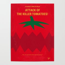 No499 My Attack of the Killer Tomatoes mmp Poster