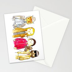 Royal Tenenbaum bought the house on Archer Avenue in the winter of his 35th year Stationery Cards