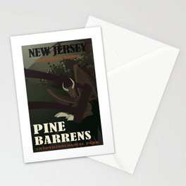 CPS: Pine Barrens, NJ Stationery Cards
