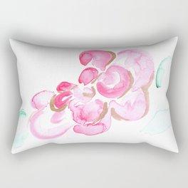 flora series ix Rectangular Pillow