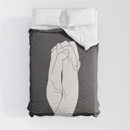 Never Let Me Go III Comforters
