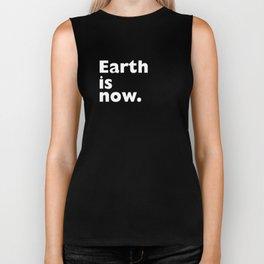 Earth is Now Heaven is Forever Christian T-shirt Biker Tank