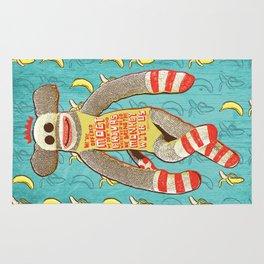 Bring the Monkey Rug