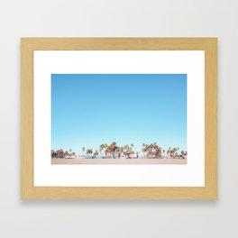 Los Angeles #1 Framed Art Print