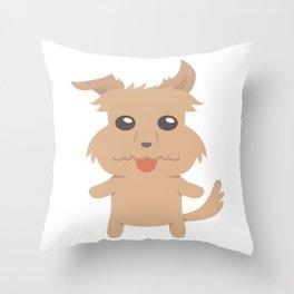 Cairn Terrier Gift Idea Throw Pillow