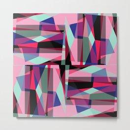 Geometric#16 Metal Print