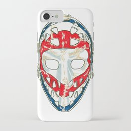 Dryden - Mask 2 iPhone Case
