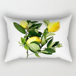 Citronier Rectangular Pillow