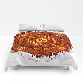 Ifrit Seal Comforters