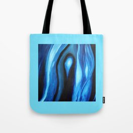 Frigid Tote Bag