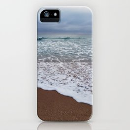 High by the beach iPhone Case