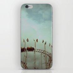 Creepy Carnival  iPhone & iPod Skin