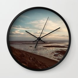 Boat On The Water Wall Clock
