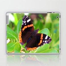 Society6 butterfly Laptop & iPad Skin