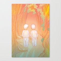 Hansel-&-Gretel Canvas Print