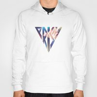 prism Hoodies featuring PRISM by TheDraw
