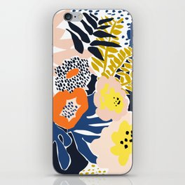 More design for a happy life - high iPhone Skin