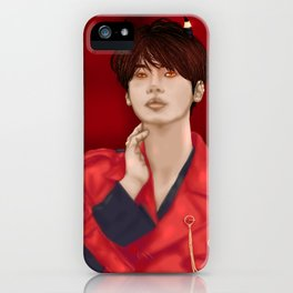 Demon Hakyeon iPhone Case