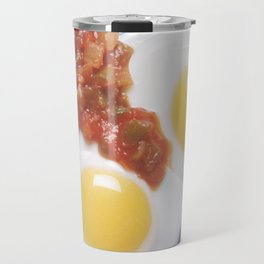Eggs and Salsa Travel Mug