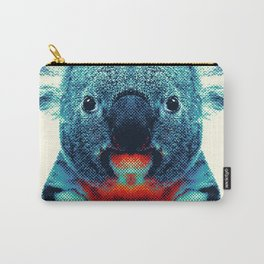 Koala - Colorful Animals Carry-All Pouch