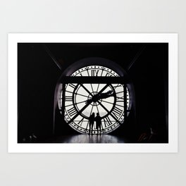 Musee de Orsay Art Print