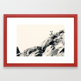 watched II Framed Art Print