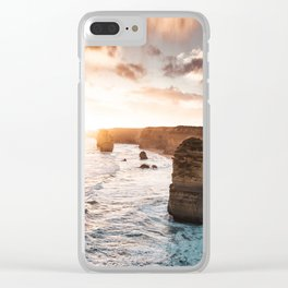 twelve apostles s Clear iPhone Case
