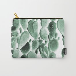 Climbing Cacti Carry-All Pouch