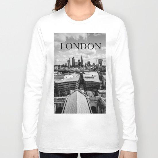 The City of London Long Sleeve T-shirt
