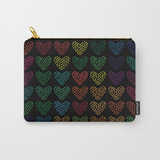 Love Love Love Love Love Carry-All Pouch