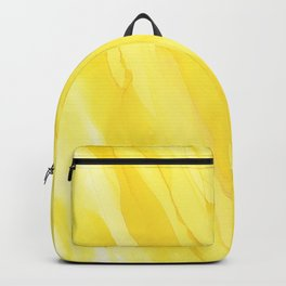 #030 - Monochrome Ink in Yellow Backpack