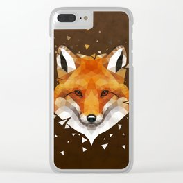 Foxability Clear iPhone Case