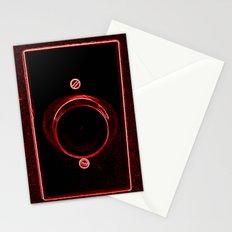 Light Switch Stationery Cards