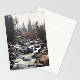Morning Mountain Escape - Nature Photography Stationery Cards