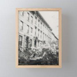 Brooklyn Framed Mini Art Print