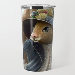 Emily Peanut Butterfield Travel Mug