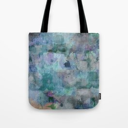 Frozen Smoke Tote Bag