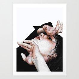 The Dreamer Art Print