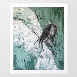 Angel 1 Art Print